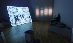 Ausstellungsansicht VIDEONALE.15 (c) Foto David Ertl